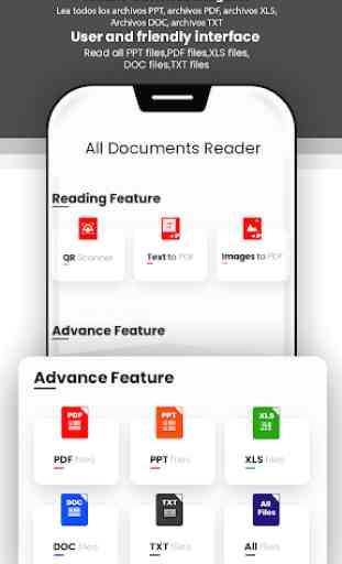 todo el lector de documentos y visor de documentos 2