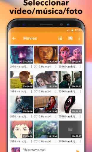 Transmitir a smart TV - Chromecast, enviar a TV 2