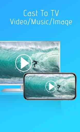 TV Smart View: All Share Video & TV cast 1