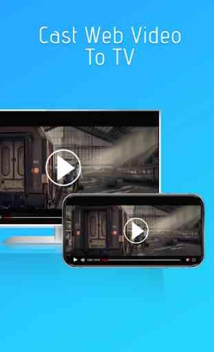 TV Smart View: All Share Video & TV cast 2