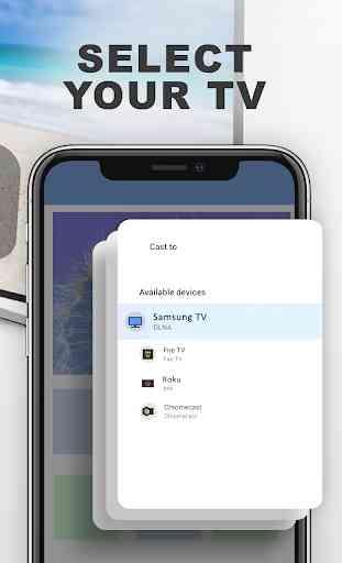 TV Smart View Stream All Share & Screen Mirroring 3