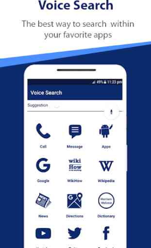Ultimate Voice Search Assistant 2019 1