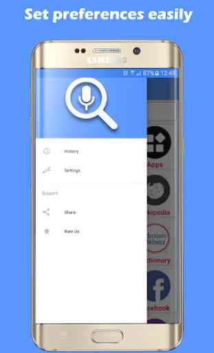 Voice Search Pro: Asistente Virtual 2