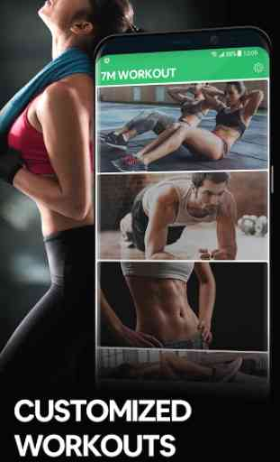 7 Minute Workout App - Lose Weight in 30 Days! 2