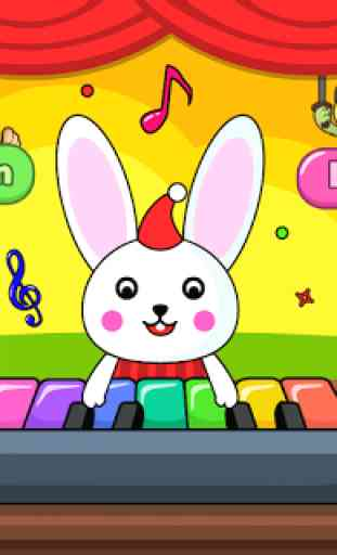 Baby Piano Games & Music for Kids Gratis 1