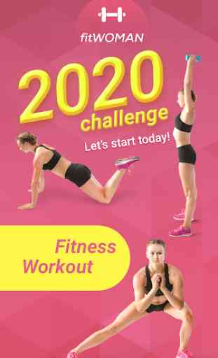 Fitness - Fit Woman 2020 perder peso ♀ 1