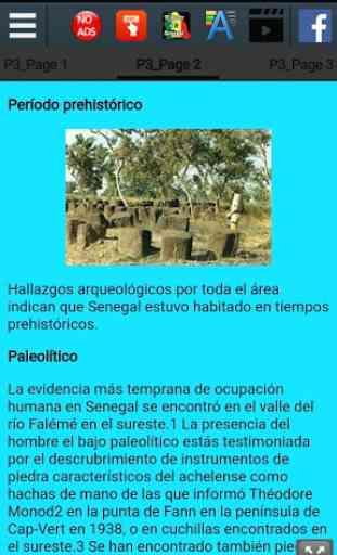 Historia de Senegal 2