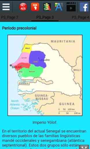 Historia de Senegal 3