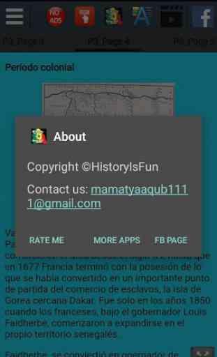 Historia de Senegal 4