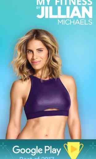 Jillian Michaels Fitness | Workout + Meal Planner 2