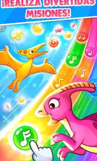 Juegos de Dinosaurios para bebés y niños de 3 años 3