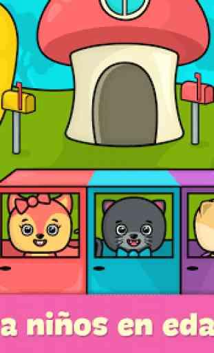 Juegos para bebés de 2 años 1