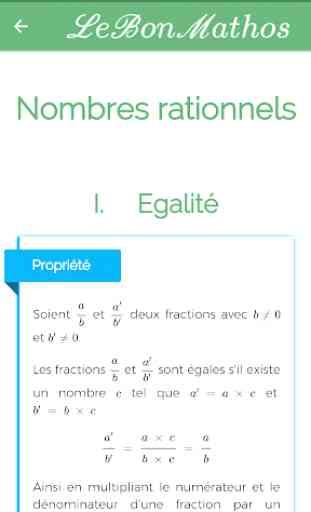 LeBonMathos - Maths 6eme 5eme 4eme 3eme 3