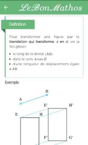 LeBonMathos - Maths 6eme 5eme 4eme 3eme 4