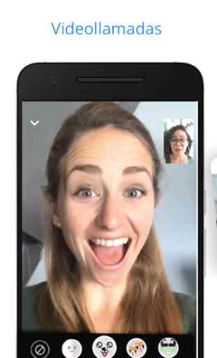 Messenger para mensajes de texto, vídeo chat y más 2