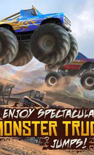 Racing Xtreme 2: Top Monster Truck & Offroad Fun 4