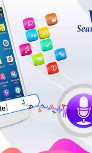Asistente de voz-Explorar teléfono con comandos de 1