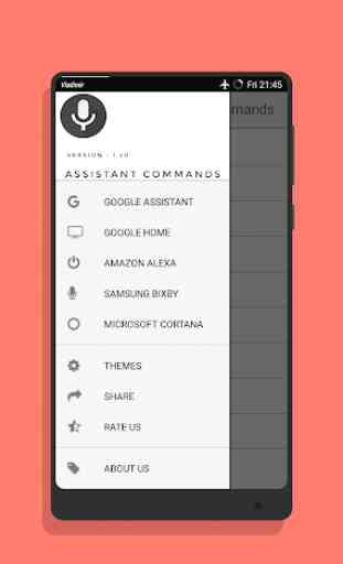 Assistant Commands 1