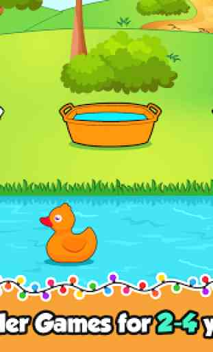 Baby Games for 2,3,4 year old toddlers 1