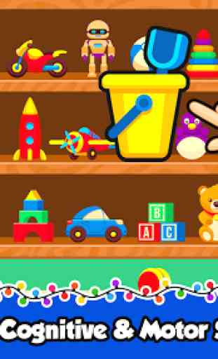Baby Games for 2,3,4 year old toddlers 2