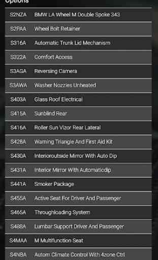 Bimmer VIN Decoder for BMW 3