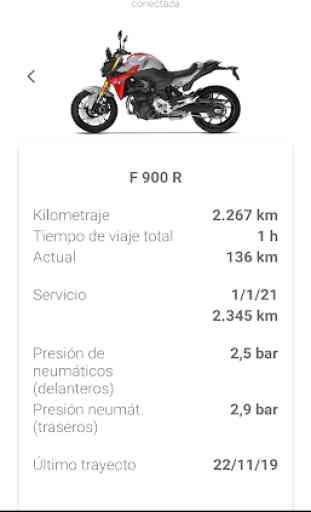 BMW Motorrad Connected 2