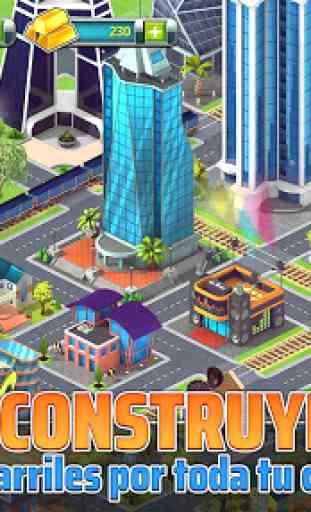 Construye tu Ciudad Tropical (Town Build Sim Game) 3