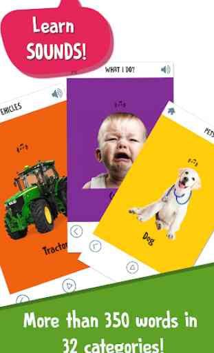 First Words Baby Games: Toddler Learning Games 3