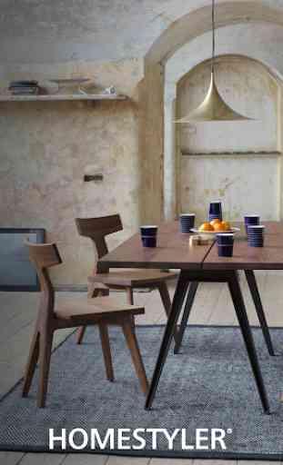 Homestyler: Diseño interior e ideas de decoración 1