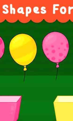 Juegos para niños pequeños de 2 y 3 años 1