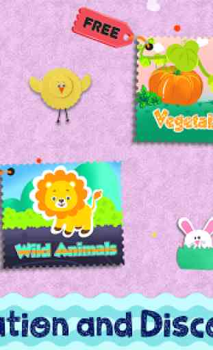 Kids Preschool Learning Songs & Offline Videos 4