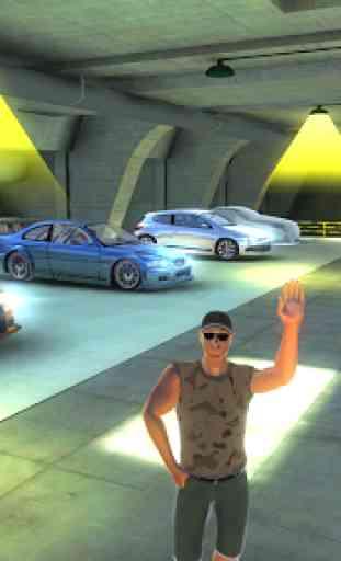 Lancer Evo Drift Simulator 1
