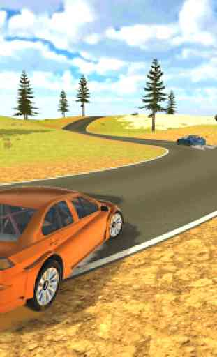 Lancer Evo Drift Simulator 2