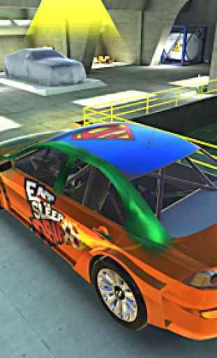 Lancer Evo Drift Simulator 3