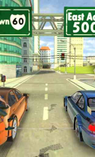 Lancer Evo Drift Simulator 4