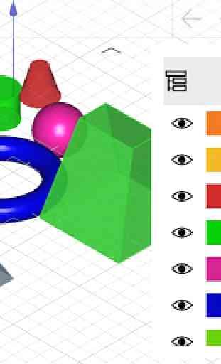 Modelado 3D CAD gratuito - Wuweido 1