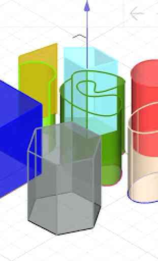Modelado 3D CAD gratuito - Wuweido 3