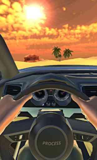 Passat B6 Drift Simulator 4