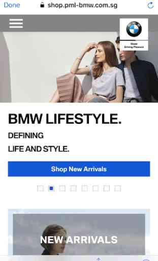 Performance Motors BMW SG 4