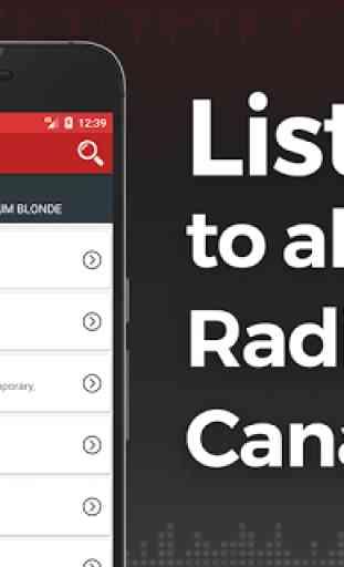 Radio Canadá 1