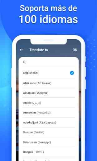 Traductor de Lenguaje - Traductor de voz a Texto 3