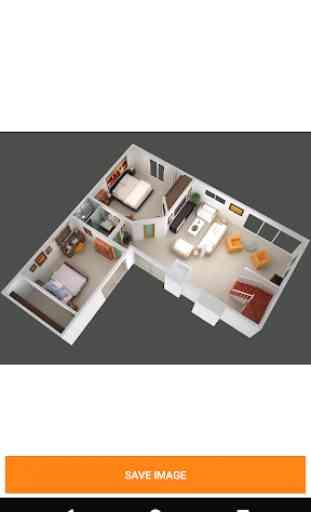 3D Home Design Free 1