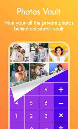 Calculator Vault: App Lock, Video & Photo Vault 4