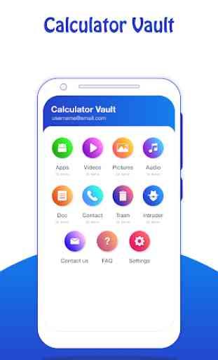 Calculator Vault: Private AppLock, Photo and Video 1