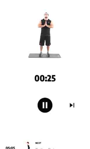Exerprise - Workout Generator 3