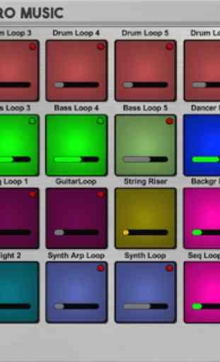 Loop Pad DJ Electro Music Simulator 1