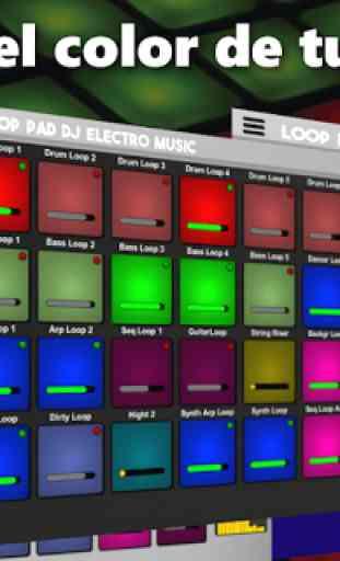 Loop Pad DJ Electro Music Simulator 2
