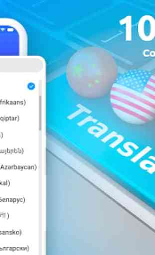 Traductor de Idiomas - Traductor de Voz 4