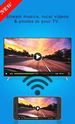 AirPlay For Android & Screen Mirorring TV 2