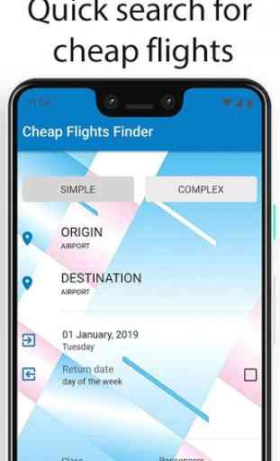 Buscador de vuelos baratos 3